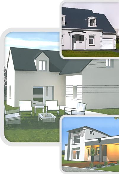Estel constructeur de maisons sur mesure tours indre for Constructeur 37