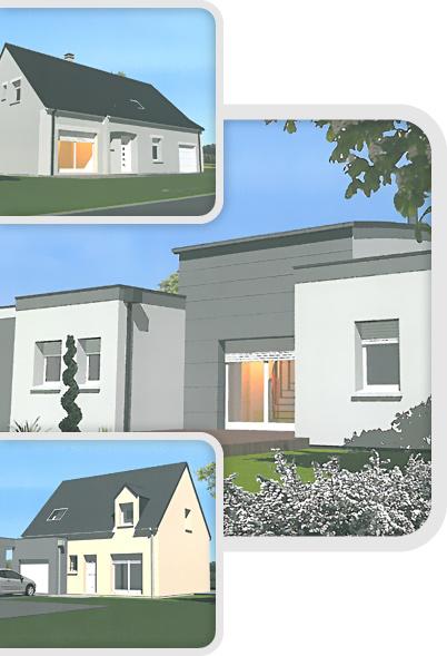 Estel constructeur de maisons sur mesure tours indre for Constructeur maison 37